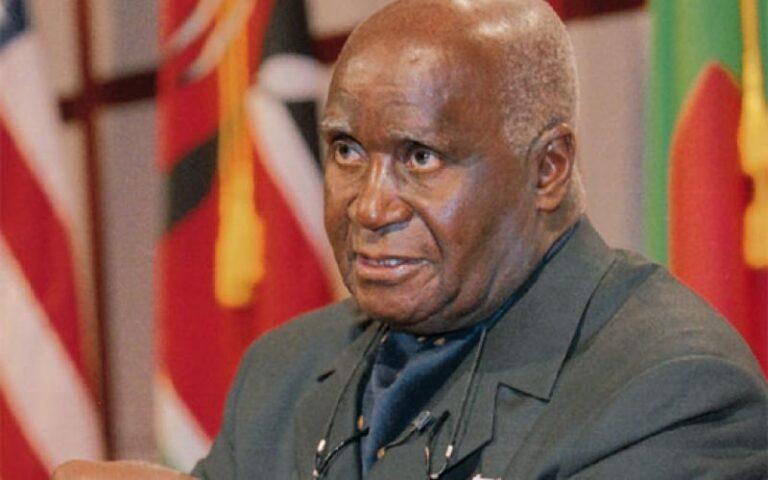Ex- Zambia President Kaunda buried