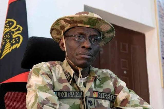 We've neutralised 250 terrorists, captured 600 in 4 states – CDS Irabor