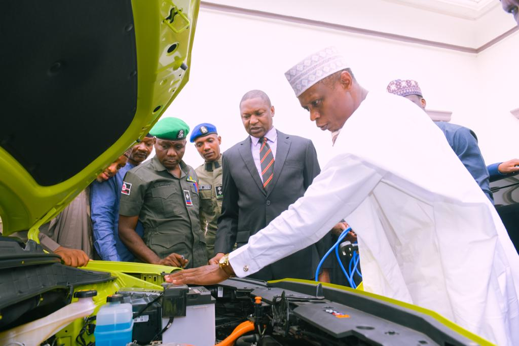 Electric vehicles: Malami assures NADDC of policy support for mass production