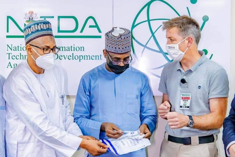 NITDA launches National Public Key Infrastructure