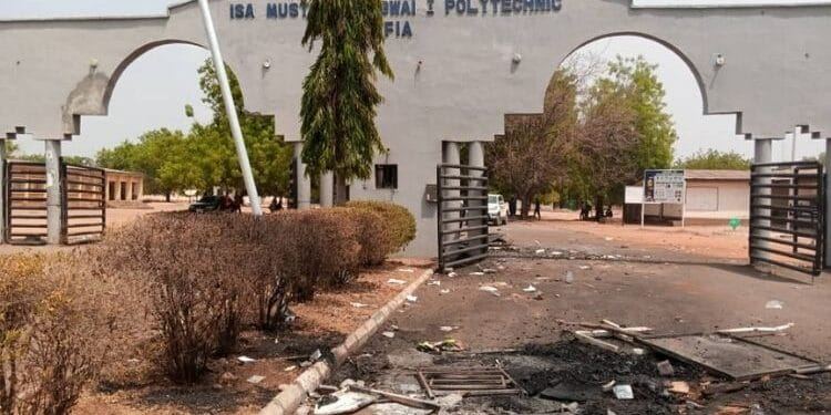 Protest: NasPoly students destroy N21m properties – Committee