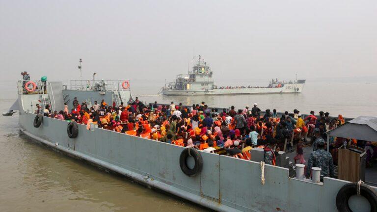 81 Rohingya migrants land on Indonesian island