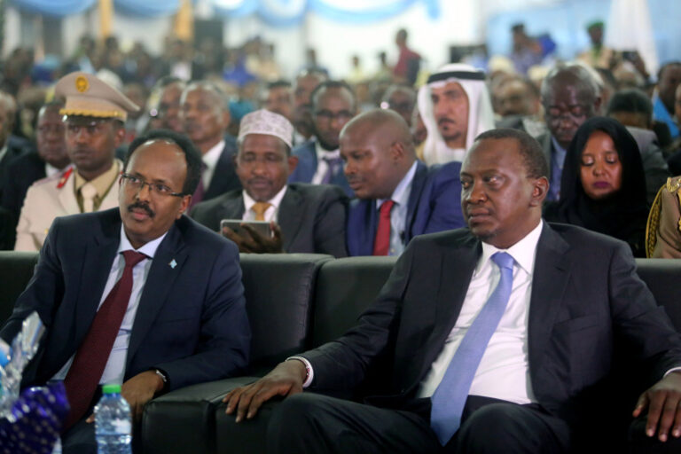 Somalia calls for formation of a joint committee to restore ties with Kenya