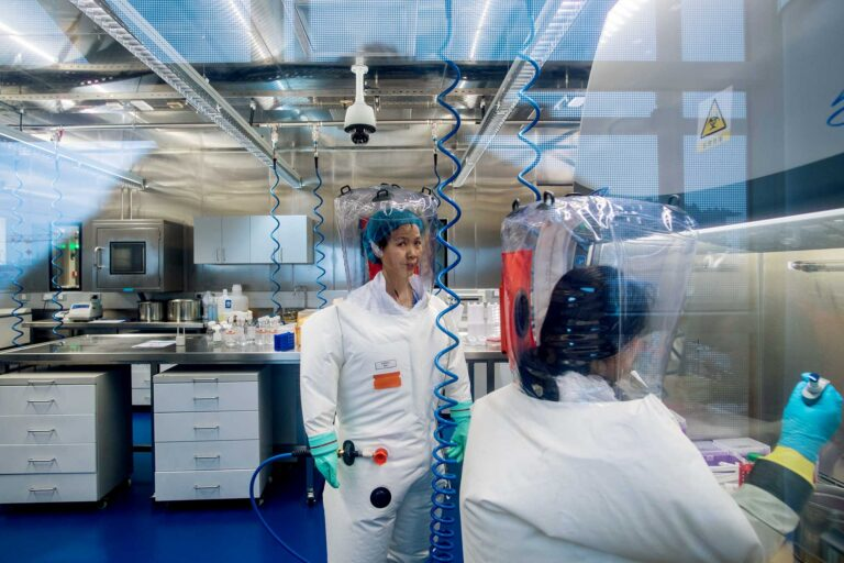 """Wuhan lab leak hypothesis """"flawed"""", says WHO investigator"""