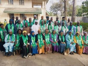 A crossection of the trustees and state coordinators of the Arewa Development Support Initiative, ADSI