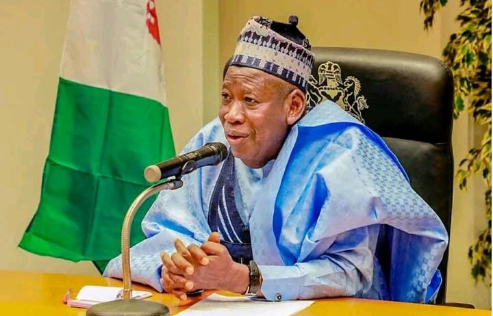 Ganduje pledges to support NAPTIP to end human trafficking in Kano