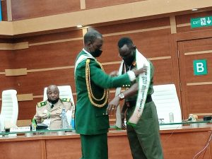 CDS Irabor becomes patron of African military sports