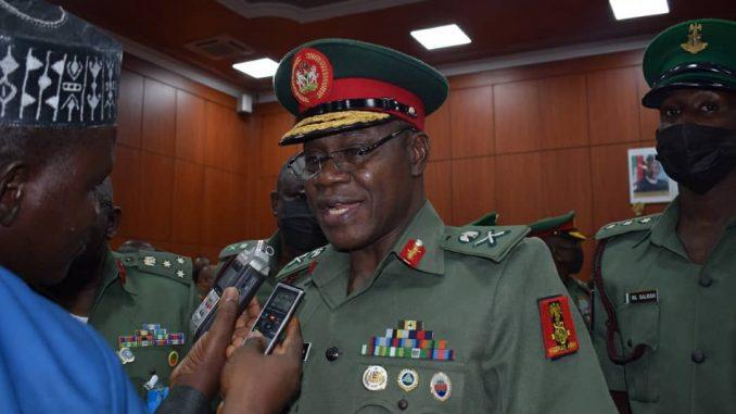 Nigerian Army denies releasing arrested Boko Haram fighters in Borno