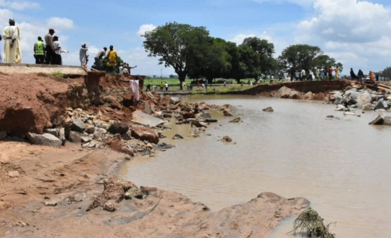Bauchi gov't to begin palliative work on collapsed bridge, Gadar Maiwa