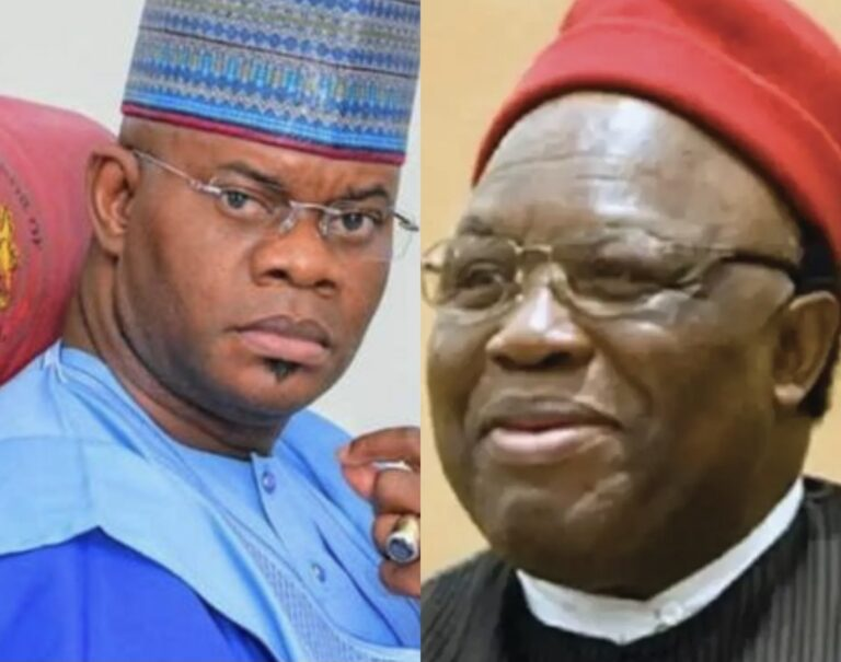 Ohanaeze to Yahaya Bello: 'You were in school when North, South agreed on rotation'