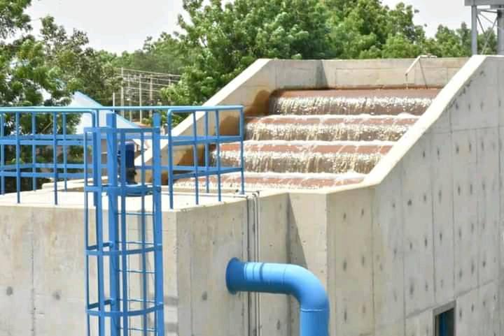 Kazaure Water Supply Scheme