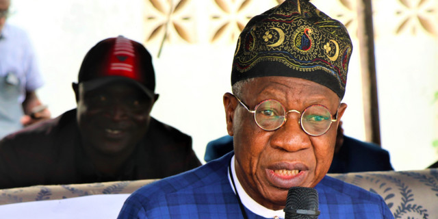 Nigeria's unity unshakeable – Lai Mohammed