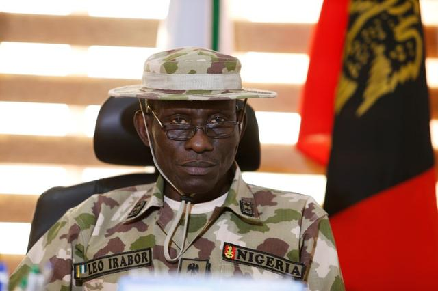 Insecurity: Nigerian soldiers not trained to fight asymmetric warfare – Irabor