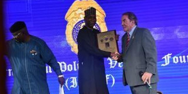 Muhammad-Bande bags leadership award in U.S