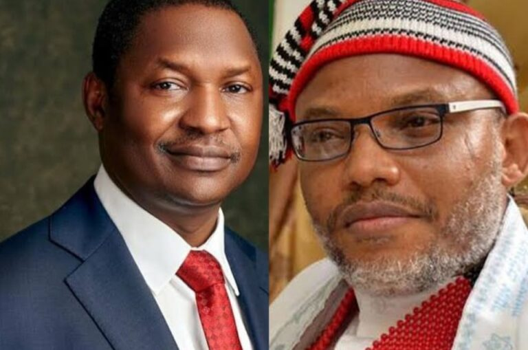 Nigerian govt reveals graphic detail of Nnamdi Kanu's acts of terrorism