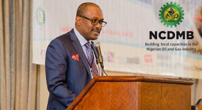 Mr Simbi Wabote, Executive-Secretary NCDMB