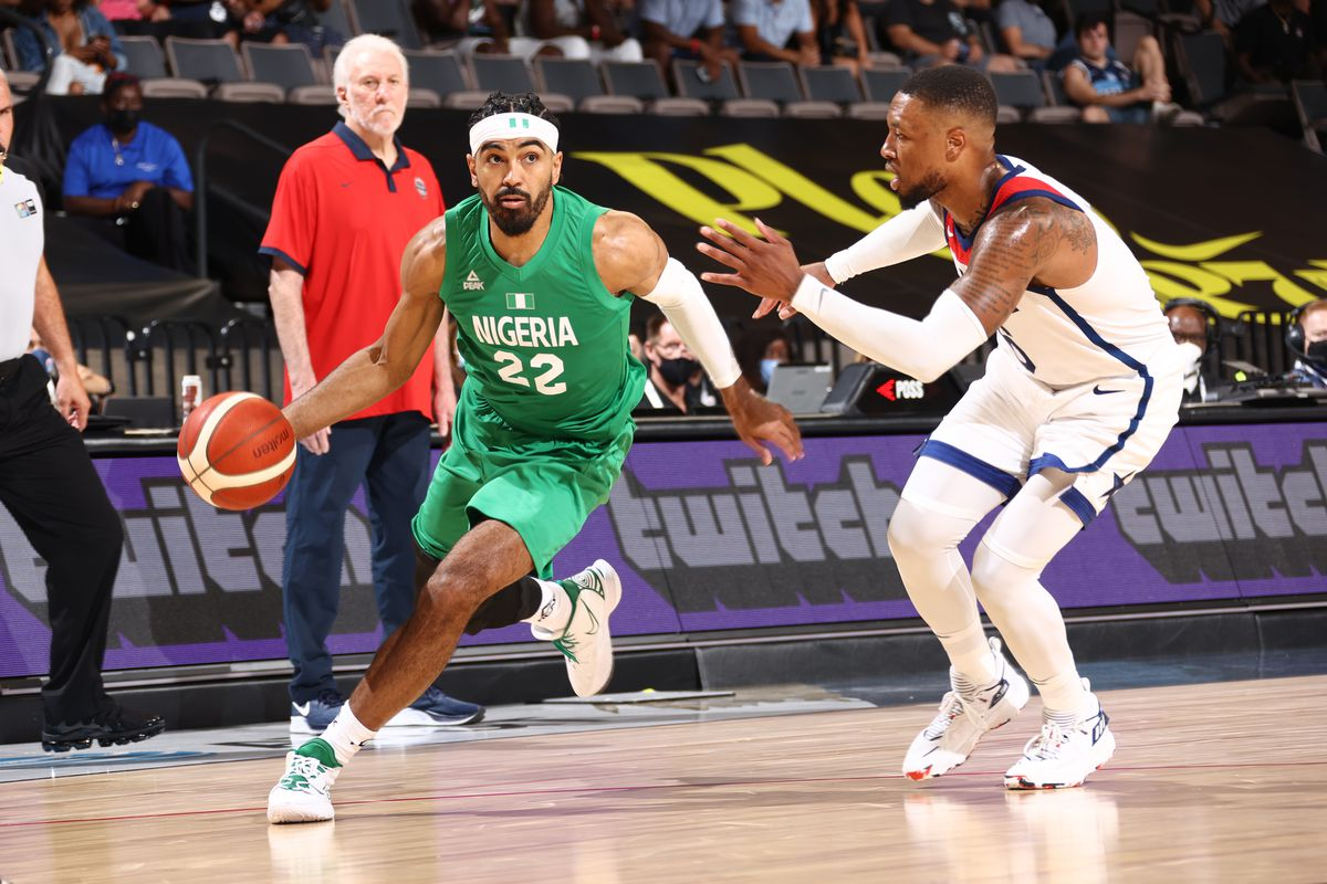 Olympics: D'Tigers, USA Defeated In Opening Games