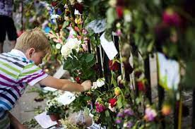 Norway marks 10th anniversary of terrorists' attacks