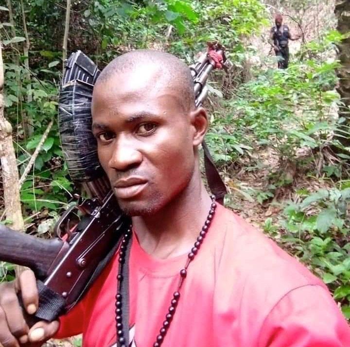 Emeoyiri Uzorma Benjamin, alias Onye Army