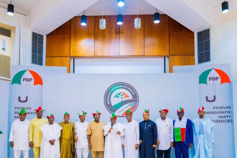 We're working to unify force ahead of 2023 – PDP governors
