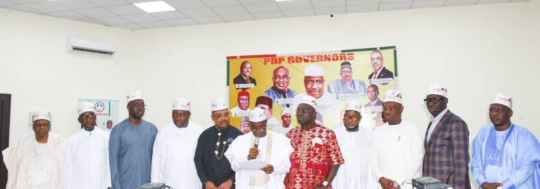 2023: PDP governors insist on electronic transmission of election results
