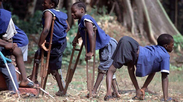Outbreak of polio type 2 threatens Nigeria's free status