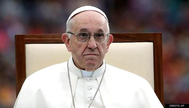 Pope frowns at sexual abuse in French Catholic Church, says it's a 'moment of shame'