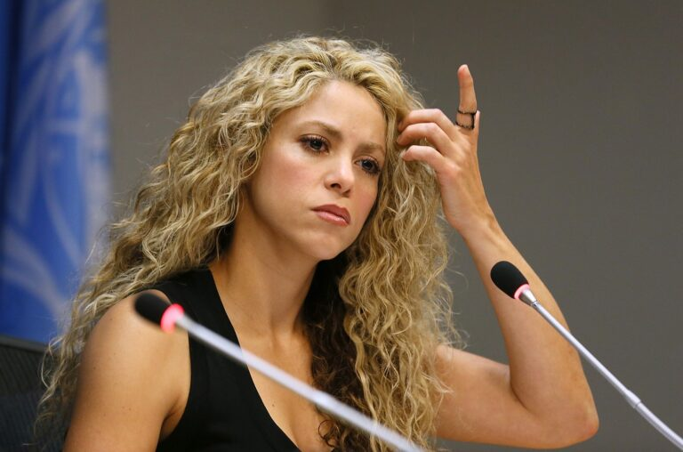 Spanish judge sees 'sufficient indications' for Shakira's trial