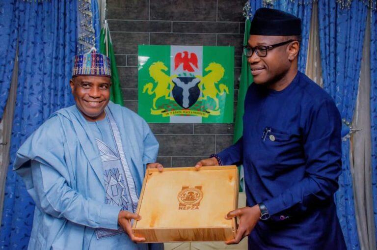 Tambuwal grants NEPZA 500 hectares For Special Economic Zone in Sokoto