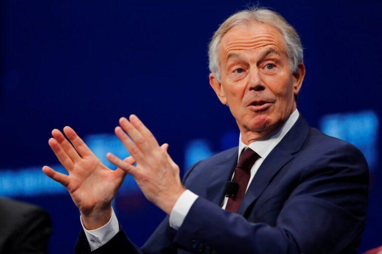 Tony Blair proffers solution to Boko Haram, says group threatens Nigeria, sub-Saharan Africa's future