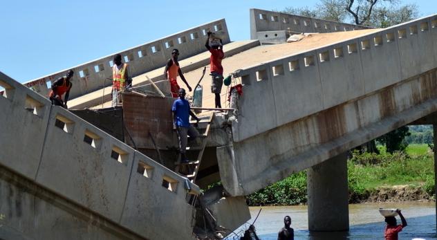 Rainstorm damages 2 strategic bridges in Bauchi, disrupt travel to Jos, Kano – FERMA