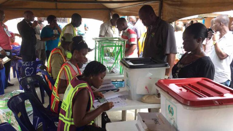 PDP alleges rigging at Lagos council polls