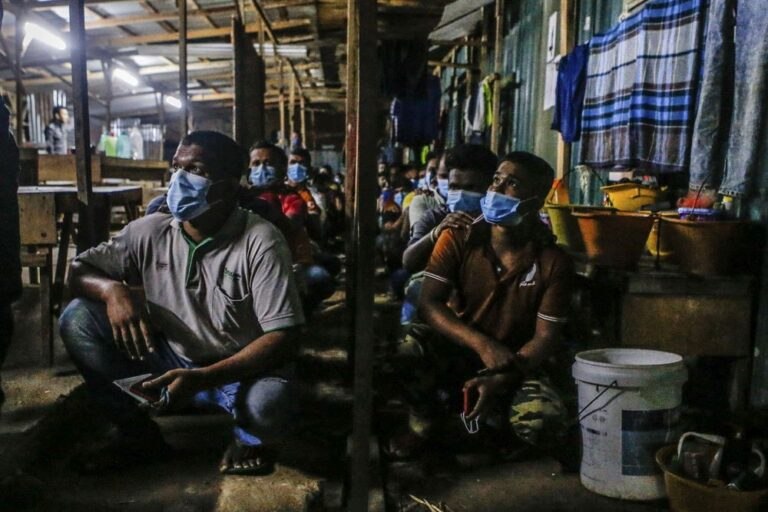 Forced labour predominant crime in Malaysia – U.S