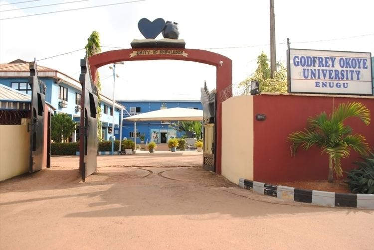 Godfrey Okoye University, Enugu