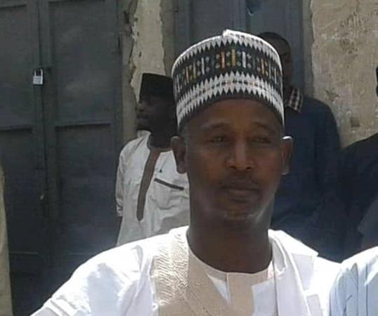 Late Umar Muhammad