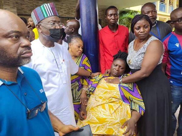 8 suspected kidnappers of Benue commissioner's wife remanded