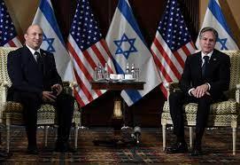 Biden, Israeli PM seek to reset relations, narrow differences on Iran