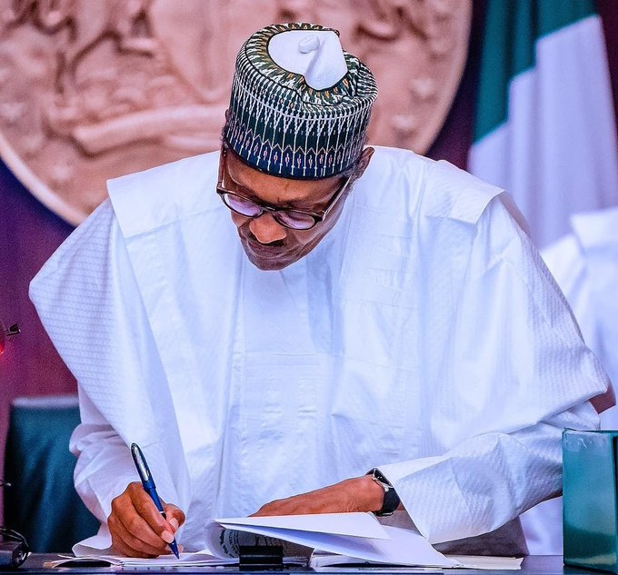 JUST IN: Buhari reappoints heads of JAMB, NUC, UBEC