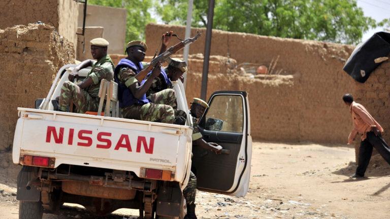 Terrorists kill 120 people in Burkina Faso