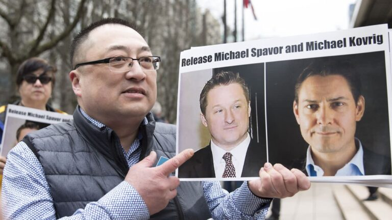 Chinese court sentences Canadian businessman to 11-years for espionage