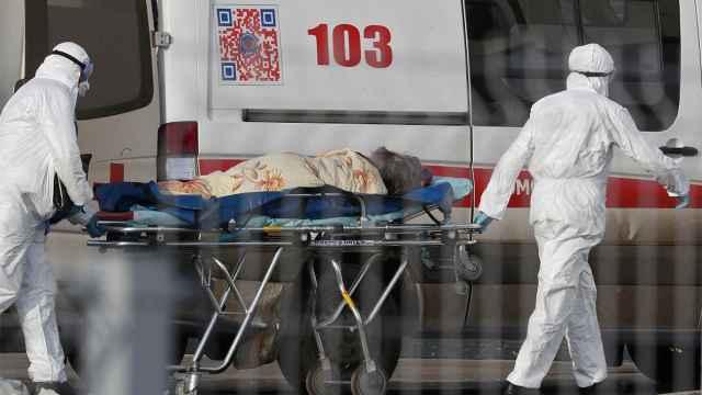 Russia records 22,589 COVID-19 cases in 24hrs