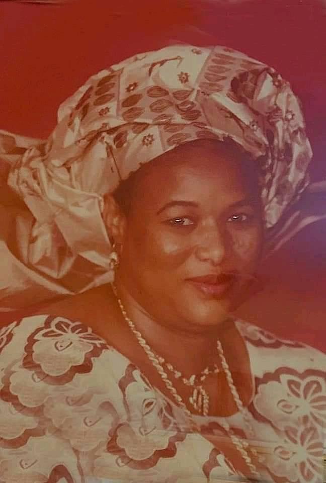 The late Hadiza Shehu Shagari