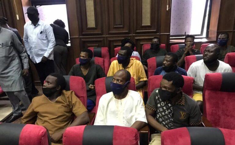 Court grants bail to 12 detained Igboho's associates