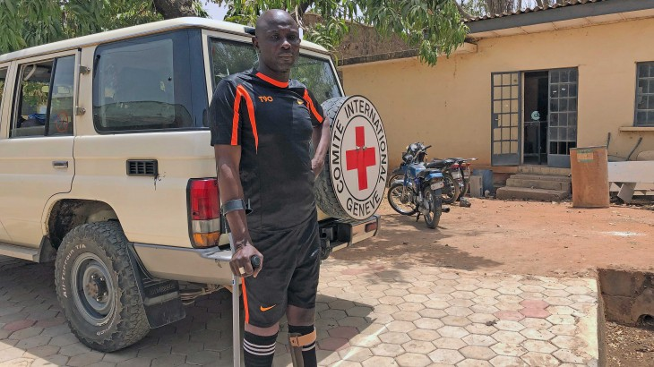ICRC empowers 20 people with living disabilities in Kano