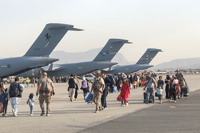 5 rockets fired at Kabul airport, intercepted by defence