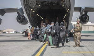 British defence secretary says Kabul evacuation extension 'unlikely'