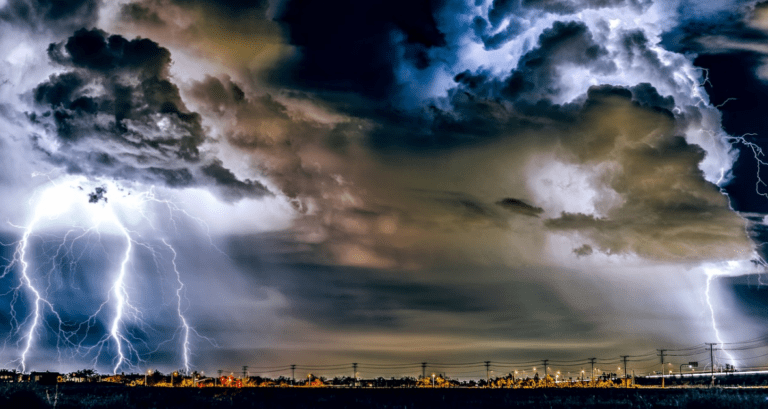 Chinese researchers use lightning data to improve short-term rainfall forecast accuracy