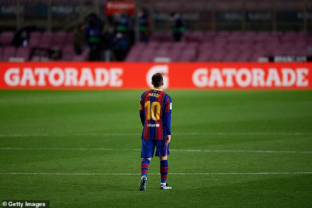 Messi to leave FC Barcelona this summer