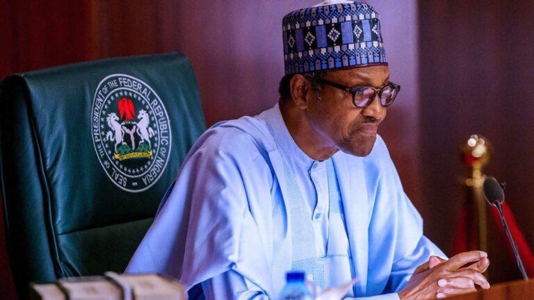 Buhari mourns ex-Dep Senate President Ibrahim Mantu