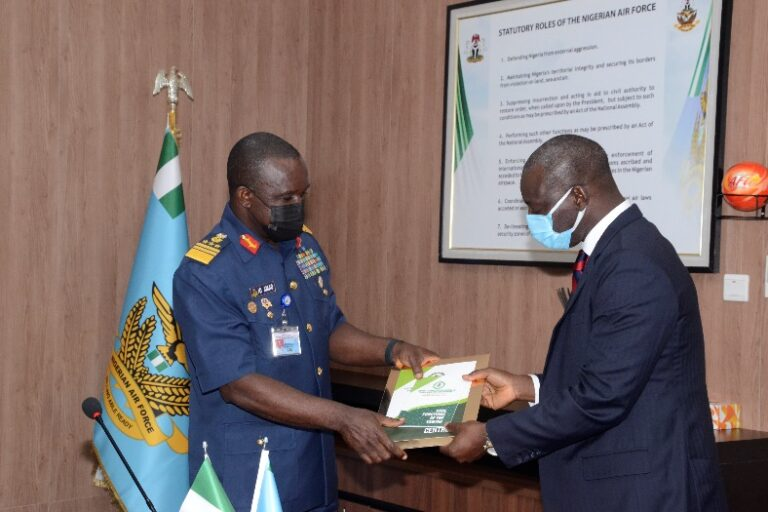 Nigeria's arms control centre seeks collaboration with military, police